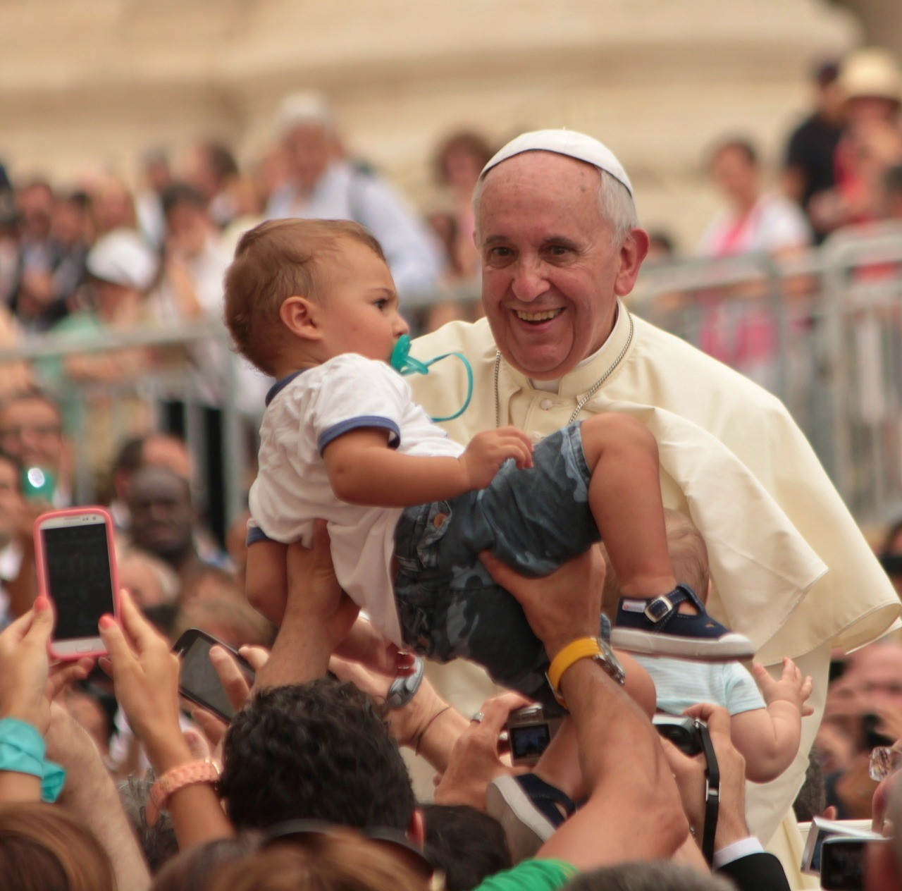 demografia Papież Franciszek