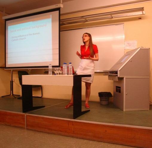 Anka Grzywacz konferencje